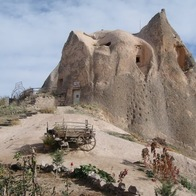 Goreme National Park, Avanos, Turkey