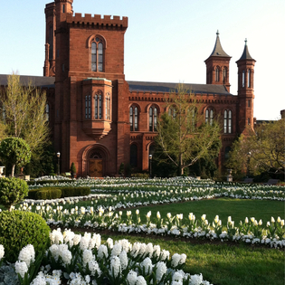 Smithsonian Castle, Washington, District of Columbia
