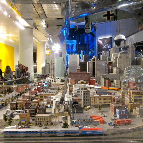 Museum of Science & Industry, Chicago, Illinois