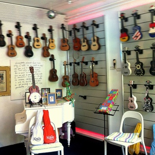 Uke Boutique, Amsterdam, The Netherlands
