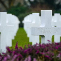 American Military Cemetery and Memorial, Colleville-sur-Mer, France