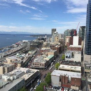 Russell Investments Center, Seattle, Washington