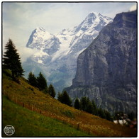 Mürren, Lauterbrunnen, Switzerland
