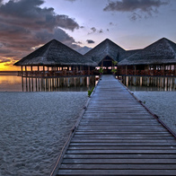 Medhufushi Resort, Malé, Maldives