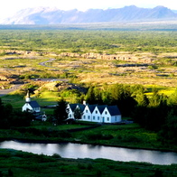 Thingvellir National Park, Thingvellir National Park, Iceland