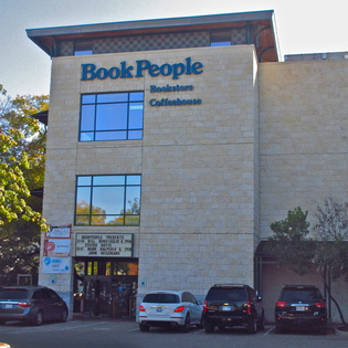 BookPeople, located in Austin, Texas, offers a wide range of books and educational resources to communities. The library has a collection of various items for children, teens and adults, including books, videos and DVDs.8/10().