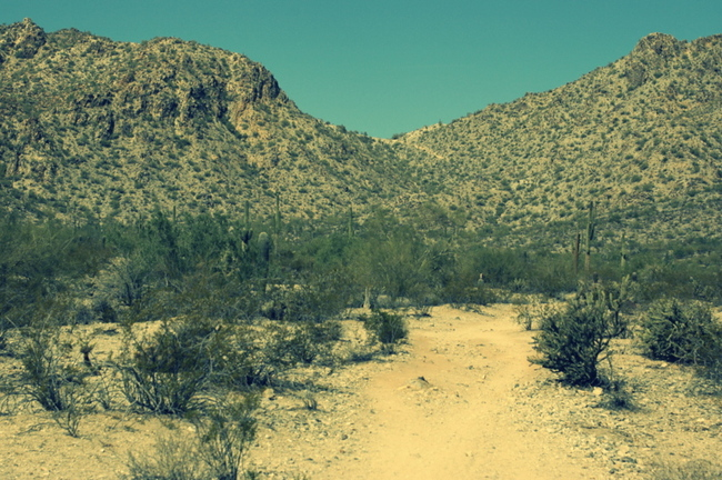 South Mountain Park, Phoenix, Arizona