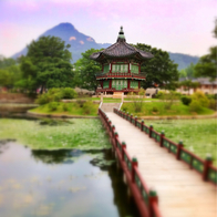 경복궁 (Gyeongbok Palace), Seoul, South Korea