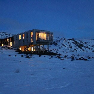 Ion Luxury Adventure Hotel, South, Iceland