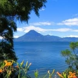 Hike From Village To Village at Lake Atitlan, Solola, Guatemala