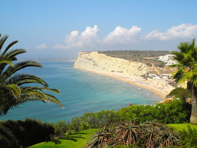 Praia do Mos, Lagos, Lagos, Portugal