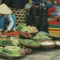 Local Market, Hội An, Vietnam