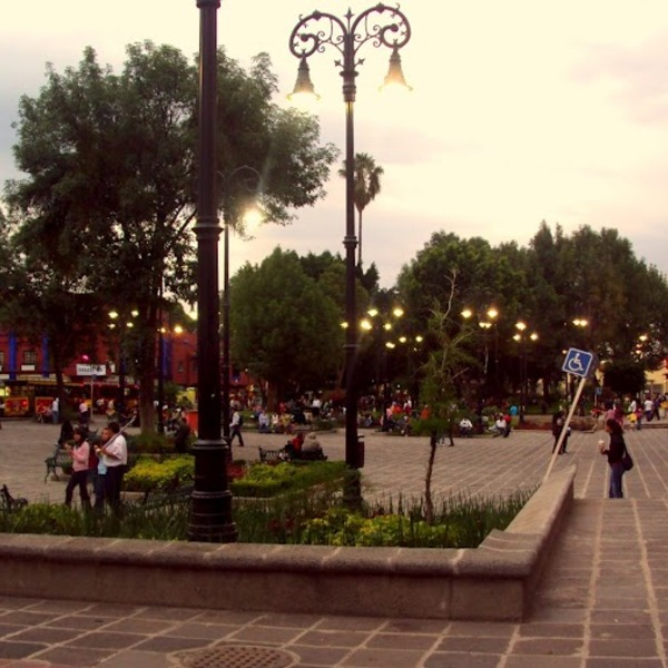 Coyoacán, Mexico City, Mexico