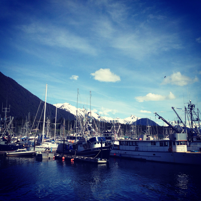 The Bayview, Sitka, Alaska