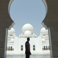 Shaikh Zayed Mosque, Abu Dhabi, United Arab Emirates