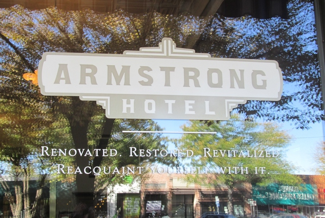 Armstrong Hotel, Fort Collins, Colorado