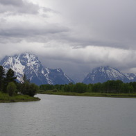 Grand Teton National park, Alta, Wyoming