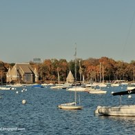 Lake Harriet Refectroy, Minneapolis, Minnesota