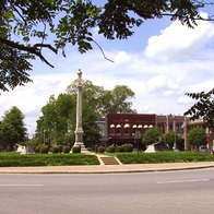 "The ""Square"", Franklin, Tennessee"