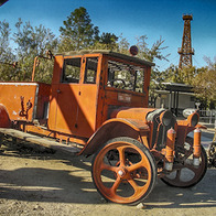West Kern Oil Museum, Taft, California