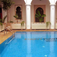Equity Point Marrakesh Hostel, Marrakesh, Morocco
