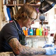 Tuesday Tattoo, San Francisco, California