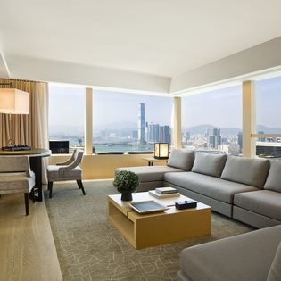 The Upper House Hotel, Wan Chai District, Hong Kong
