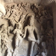 Elephanta Island, Mumbai, India