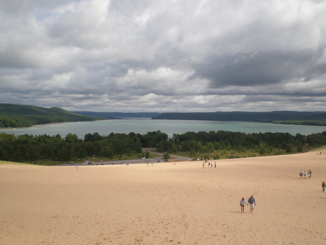 Sleeping Bear Dunes, Glen Arbor, Michigan