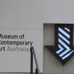 Museum of Contemporary Art, The Rocks, Australia