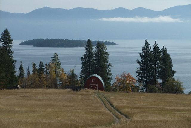 Flathead Lake, Big Arm, Montana