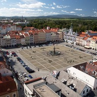 Budweis, Ceske Budejovice, Czech Republic
