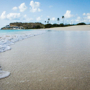 Darkwood Beach, Saint Mary, Antigua and Barbuda