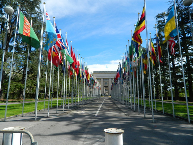 United Nations Office at Geneva, Geneva, Switzerland