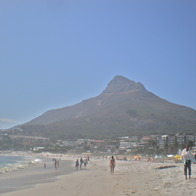 Camps Bay Beach, Cape Town, South Africa