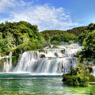 Krka National Park, Brištane, Croatia