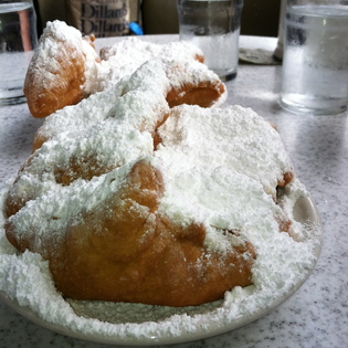 Café du Monde, New Orleans, Louisiana