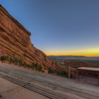 Red Rocks Amphitheatre, Golden, Colorado