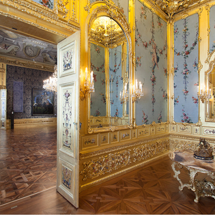 Winter Palace, Wien, Austria