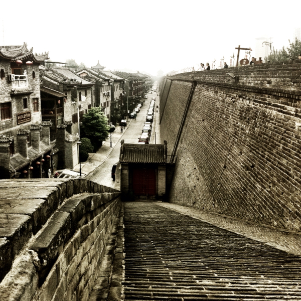 Xi'an City Wall, Xi'an, China