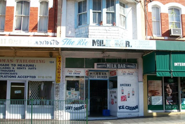 The Rio Milk Bar, Sydney, Australia