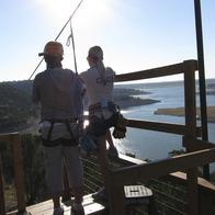 Lake Travis Zipline Adventures, Volente, Texas