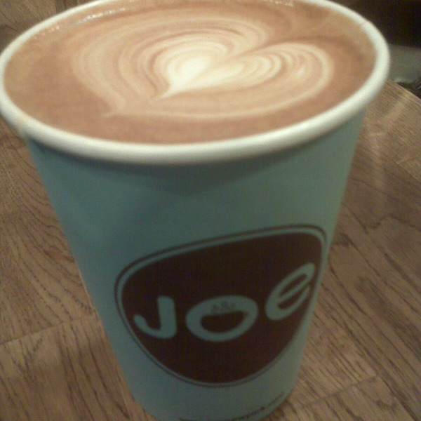 Joe The Art of Coffee, New York, New York