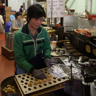 Golden Gate Fortune Cookie Factory, San Francisco, California