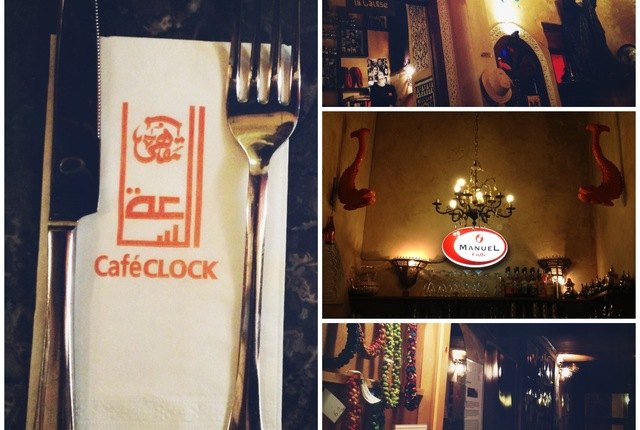 Cafe Clock, Fes, Morocco