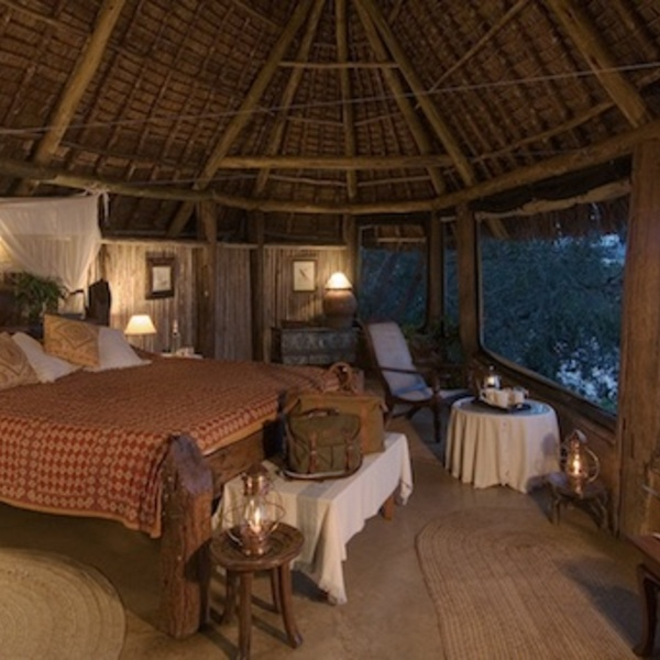 Samatian Island Lodge, Rift Valley, Kenya