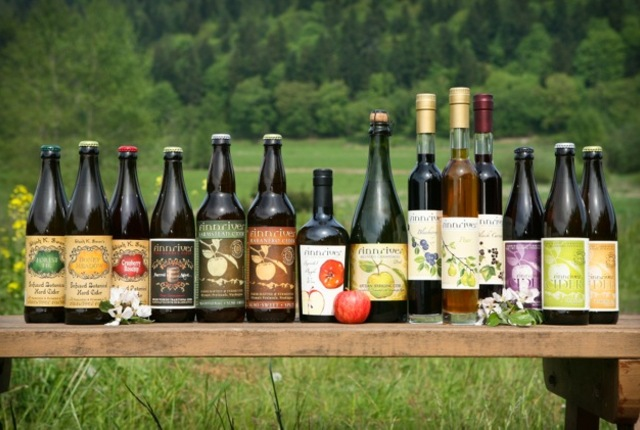 Finnriver Farm & Cidery, Chimacum, Washington