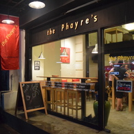 The Phayre's Gastronomy, Yangon, Republic of the Union of Myanmar