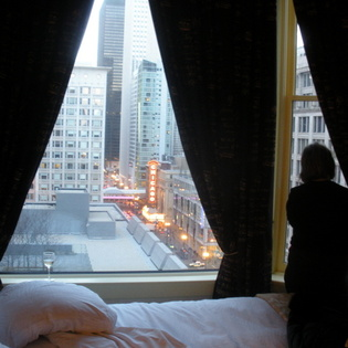 Hotel Burnham, Chicago, Illinois