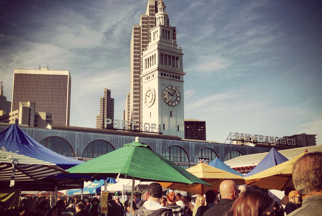 Ferry Building, San Francisco, California